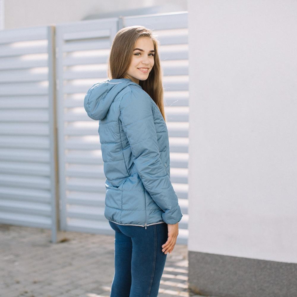 Kurtka dla dwojga ciążowa Love&Carry 3w1 niebieski